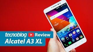 Alcatel A3 XL - Review Tecnoblog