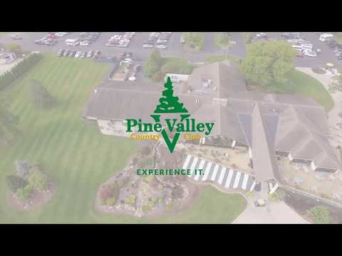 Pine Valley CC - Flyover Tour (All 18 Holes)
