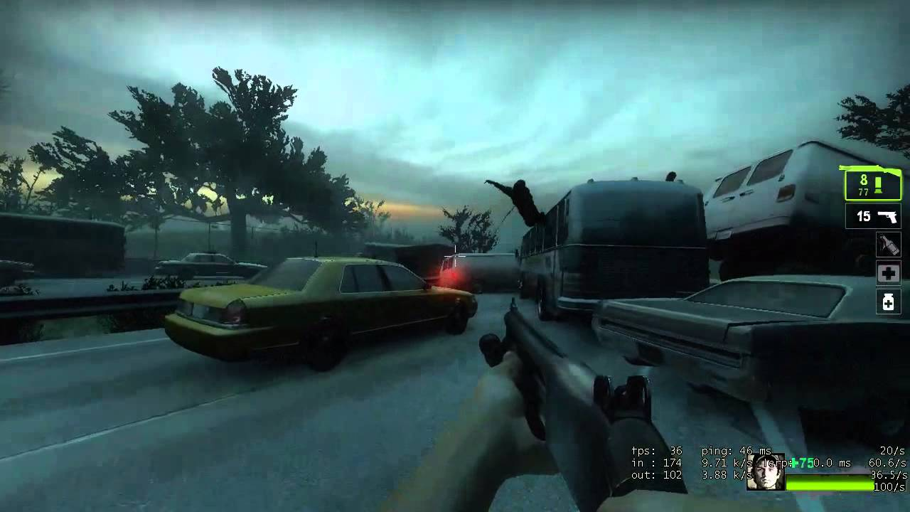 [Left 4 Dead 2] Skeet Fail???