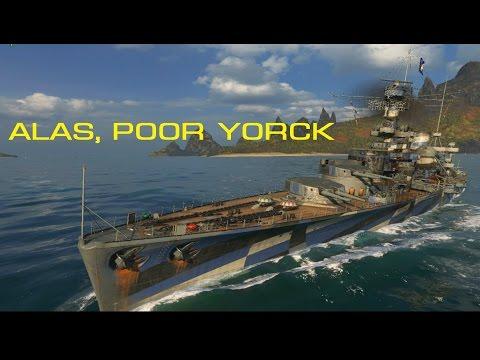 Warships - Alas, Poor Yorck