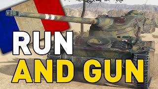 World of Tanks || RUN AND GUN