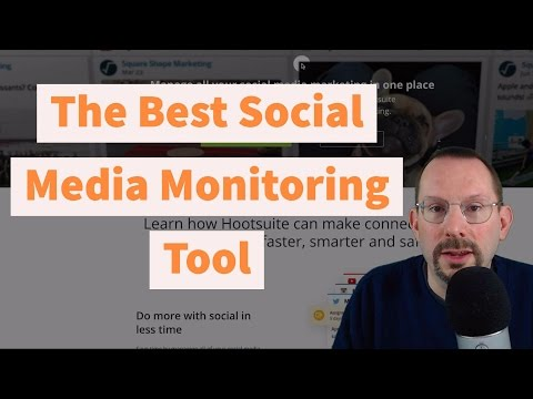 The Best Social Media Monitoring Tool