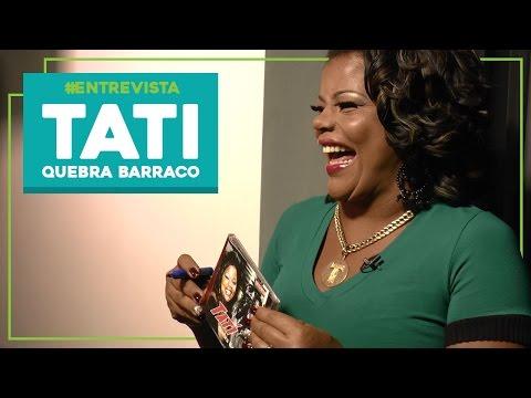 TATI QUEBRA BARRACO, A RAINHA DO FUNK