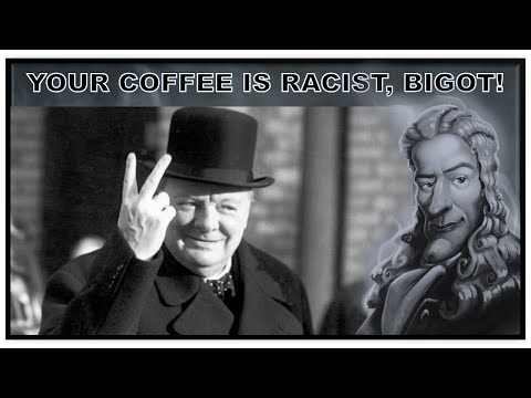 Churchill Denounced by Left-Wing Loonies