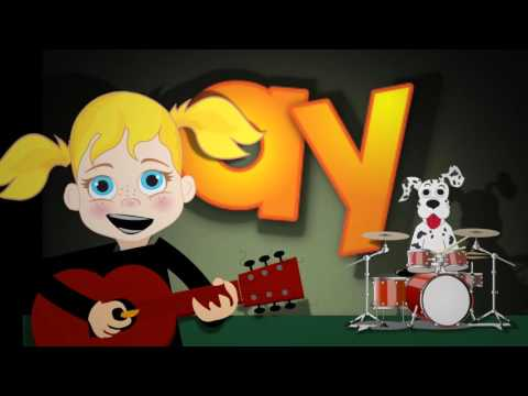 Ay - Kim & Dudley's Remix (song for kids about the