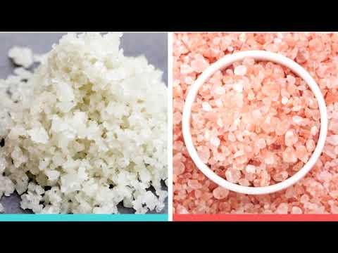 Pink Himalayan Salt Benefits that Make It Superior to Table Salt
