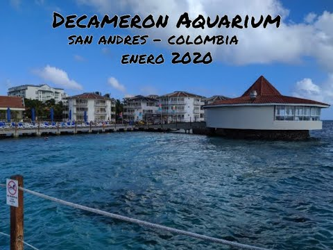 DECAMERON AQUARIUM - San Andres Colombia [FOTOS + VIDEOS] [ENERO 2020]