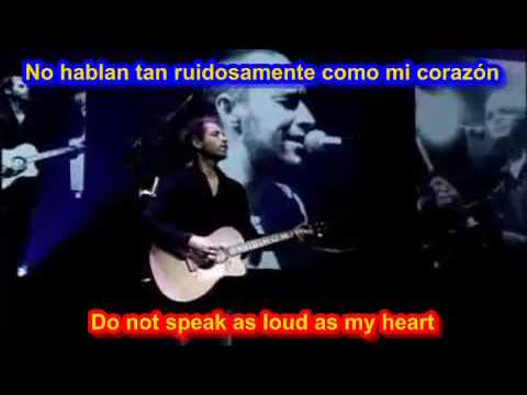 ColdPlay  The scientist  SUB INGLES ESPAÑOL