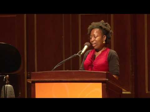 NEC Convocation 2013 - Student remarks by Nedelka Prescod