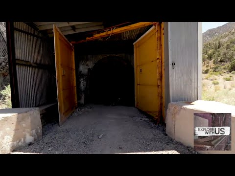 AREA 51 CREEPY SECRET TUNNEL (HAUNTED?)!! PART 2