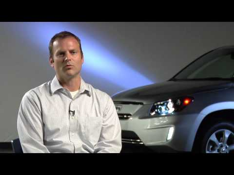 2012 Toyota RAV4 EV - Smart Energy Management