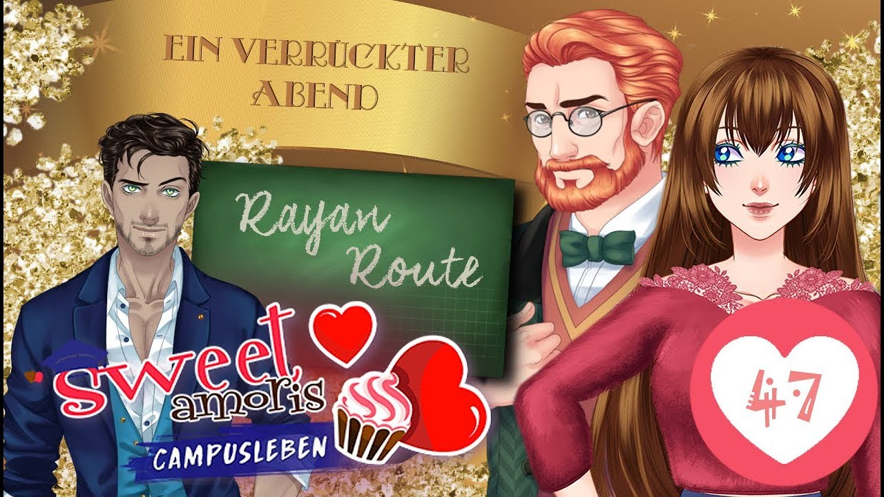 Sweet Amoris Episode 1 Lösung