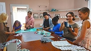 Sewing Classes in Asheville NC
