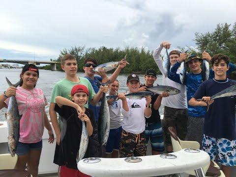 Kids Fishing Birthday Parties