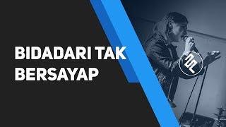 Anji - Bidadari Tak Bersayap Piano Karaoke Synthesia / Chord / Lirik / Tutorial Mp3