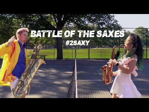 Battle Of The Saxes (Battle Of The Sexes) Grace Kelly + Leo P