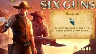 Hack six-guns coins and stars with game killer