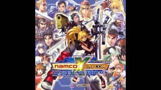 Namco X Capcom Original Soundtrack (D1;T3)  Fierce-Battle-Before-Night