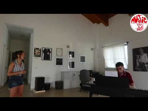 Primo Concerto di Francesco Marino - 20 08 2021 - Prove con