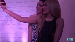 KYLIE UP CLOSE: Kendall + Kylie Nordstrom Launch Party