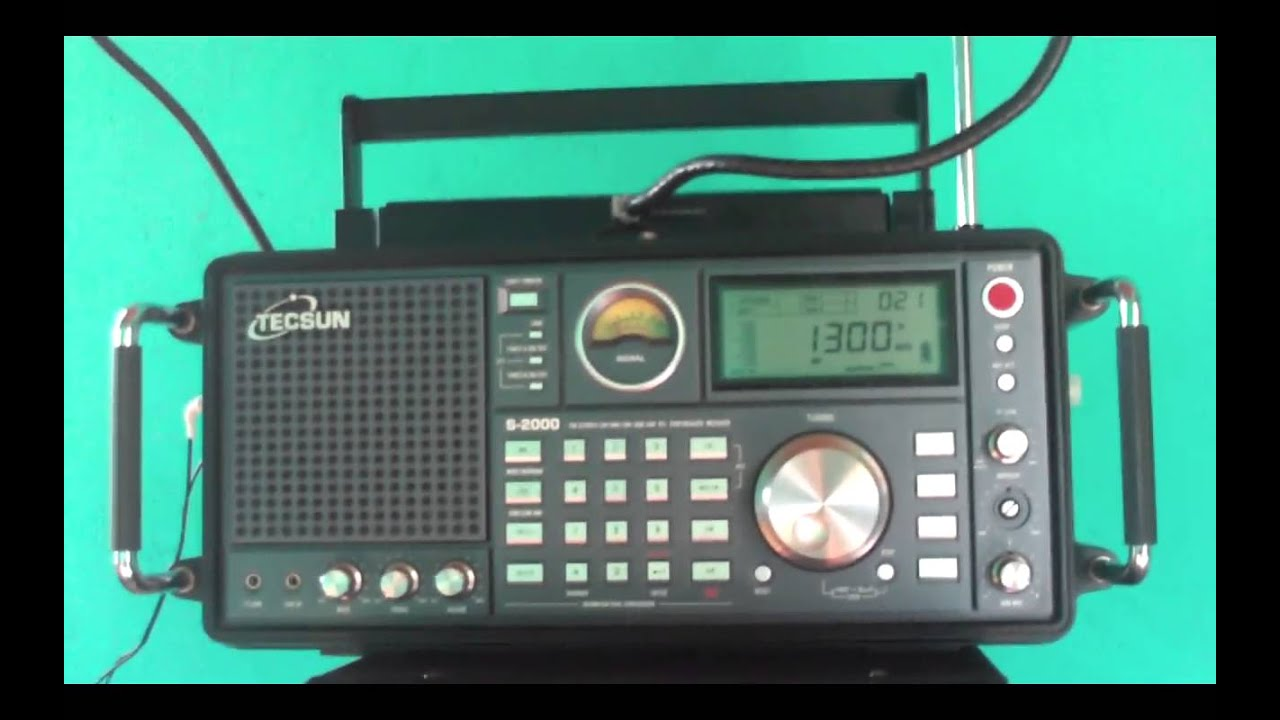 1300 kHz Radio Onda Viva , Presidente Prudente - SP recebida em Nova Xavantina - MT