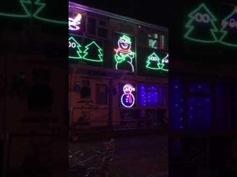 Christmas light sheppey
