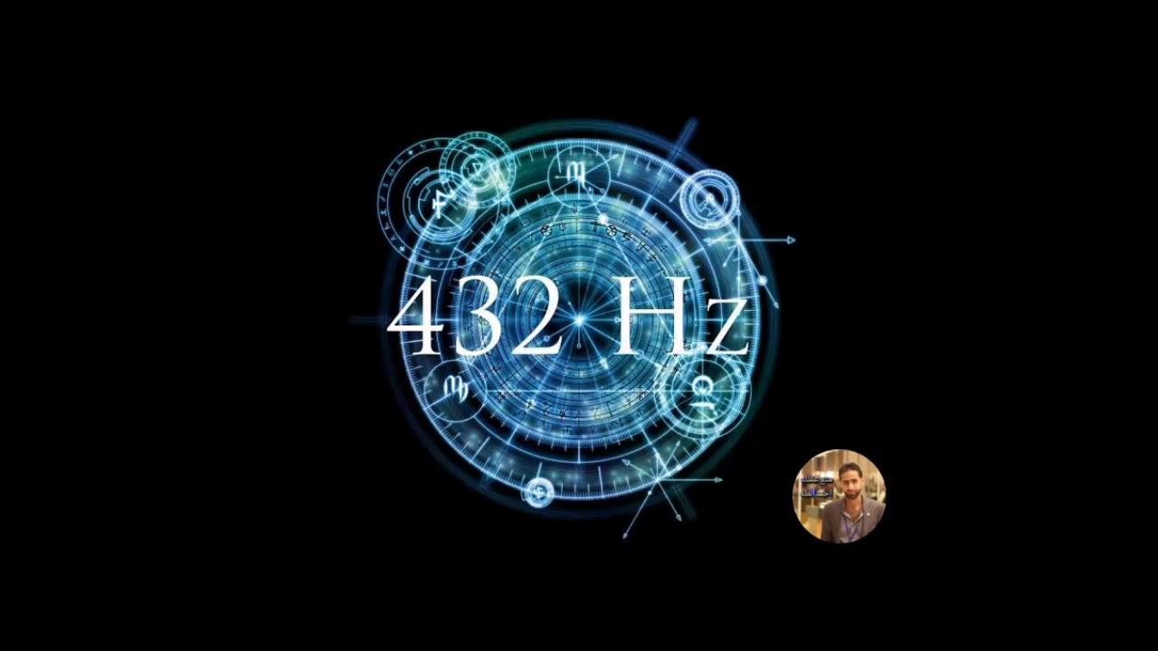 432 Hz   Deep Healing Music for The Body , DNA Repair