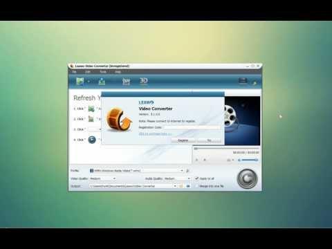[Mediafire Link] Leawo Video Converter 5.1.0.0+Patch