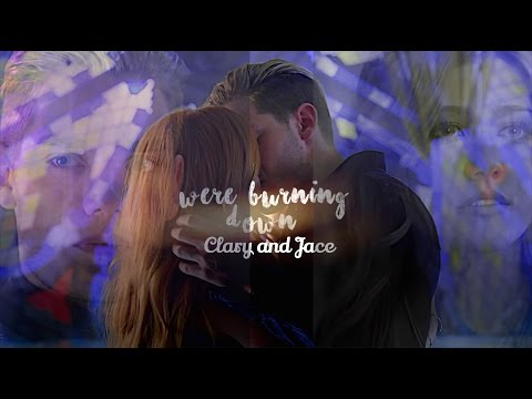 Clary and Jace |