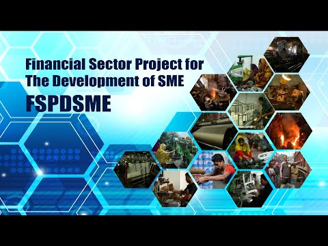 Bangladesh Bank - DOCUMENTARY ON PROJECT FSPDSME (JICA)