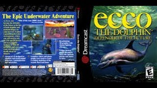 (L:46) Ecco The Dolphin - Defender of the Future DC Longplay