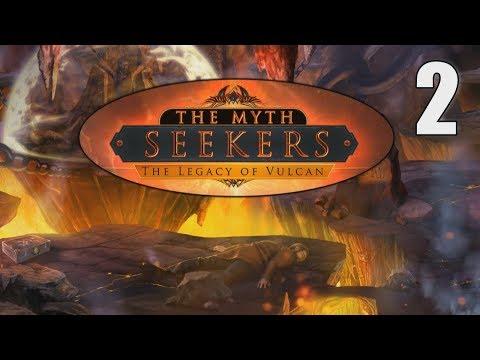The Myth Seekers The Legacy of Vulcan [02] Letu0027s Play Walkthrough - Part 2