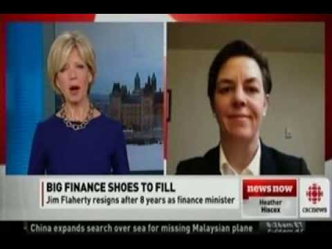 Kellie Leitch Interview with CBC - March 19, 2014