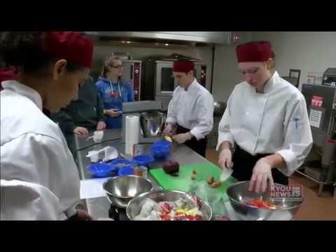 Mt. Pleasant High School Culinary Arts in the news!