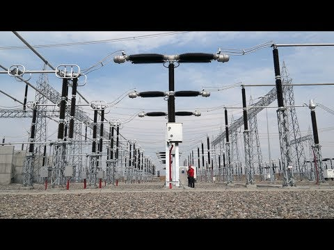 Building an Export-grade Power Distribution Grid in Georgia