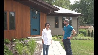 Tour and interview of Lifestyle New Built Zero Energy Ready