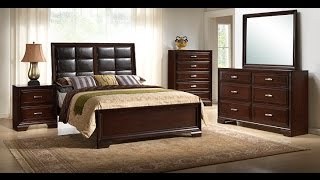 Jacob Collection (B6510/B6515) by Crown Mark Furniture