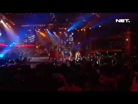 Konser Make It Happen - Agnez Mo Shut 'Em Up