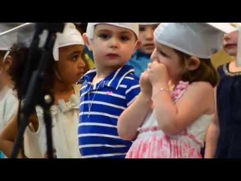 Cutest Baby In The World Graduates Nursery School