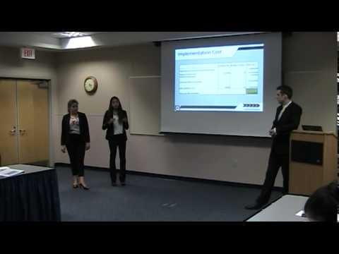 IANA Logistics & Supply Chain Management Case Competition UARK