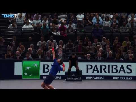 2016 Paris Masters: Murray to become No.1 & Cilic v Isner Semi-Final Highlights