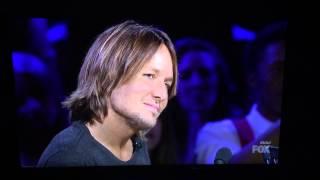 "Clark Beckham sings ""Sunday Morning"" by Maroon 5 on American Idol"