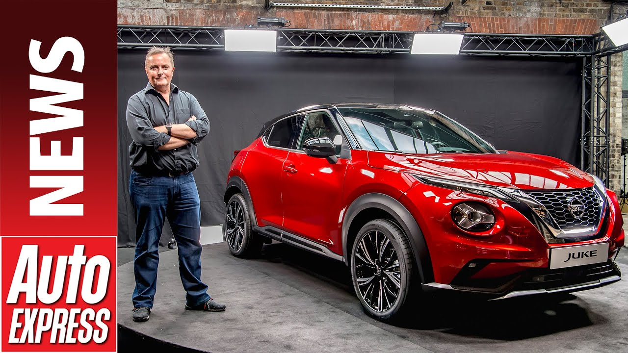 New 2020 Nissan Juke - new tech and premium push for ...