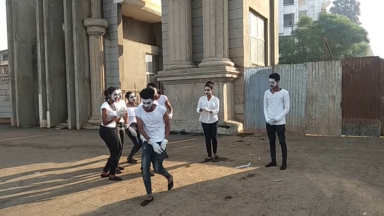 Mime Acting in Ethiopia  Jimma University Theatre Arts students performing  Mime part 2