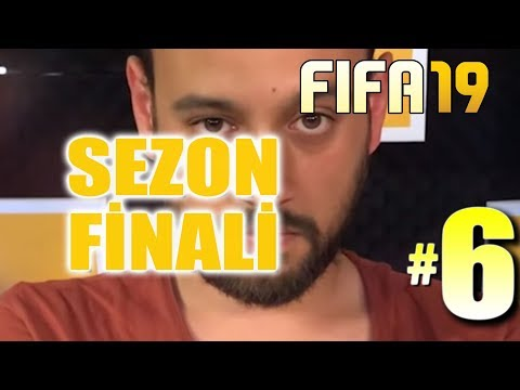 FIFA 19 KARİYER #6: İLK SEZON FİNALİMİZ!