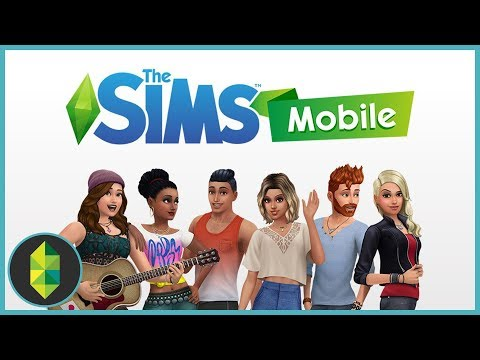Let's Play The Sims Mobile (It has Emojis?!)