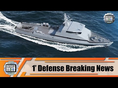 Israel Shipyards to supply two OPV 45 offshore Patrol Vessels to undisclosed African Navy