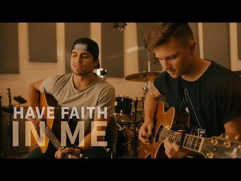 A Day To Remember - Have Faith In Me (Acoustic Cover by Tay Watts & Adam Christopher)