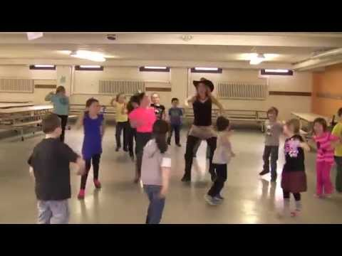 Atelier de danse créative