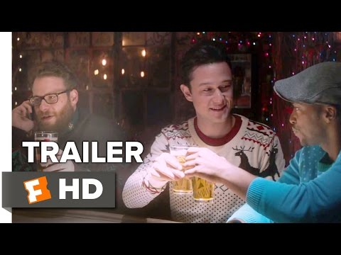 The Night Before TRAILER 1 (2015) - Joseph Gordon-Levitt, Anthony Mackie Movie HD